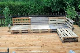 Plans For Pallet Furniture Pallet Furniture Creative With Pallets