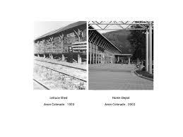 History — Traer Creek