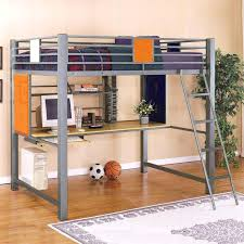 Bunk Bed Desk Combo Plans by Loft Bed With Desk And Stairs Large Size Of Bed Desk Combo Full