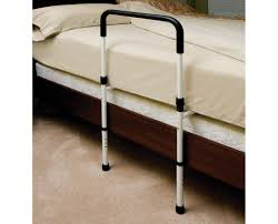 bedding exciting hand bed rail with floor support essential