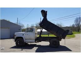 1986 CHEVROLET C60 Dump Truck For Sale Auction Or Lease Bardstown KY ...