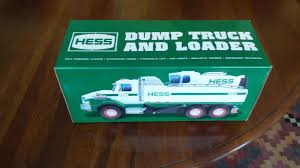 2017 Hess Toy Trucks NEW In Original Box Unopened. | Hess Toys ...