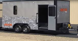 100 Hunting Travel Trailers All New 200 Trailer Concept Line