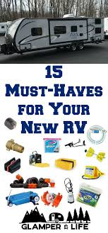 15 Must Haves For Your New RV