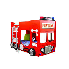 100 Fire Truck Loft Bed Amazoncom Bunk 0651536984397 Books