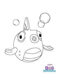 Doc Mcstuffins Coloring Pages Photo