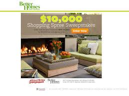 Better Homes And Gardens Sweepstakes Winners Logonaniket