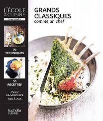 grand classique cuisine amazon fr grands classiques comme un chef mélanie martin livres