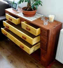 Beautiful Pallet Wood Dresser Pic Diy 3 Euro With 5 Drawers 101 Ideas