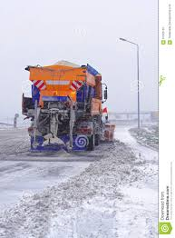 100 Truck With Snow Plow For Sale Salt Spreader Truck Stock Photo Image Of Truck Weather