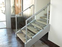 Custom Glass Railings - Salt Lake City, Utah - Sawyer Glass Glass Stair Rail With Mount Railing Hdware Ot And In Edmton Alberta Railingbalustrade Updating Stairs Railings A Split Level Home Best 25 Stair Railing Ideas On Pinterest Stairs Hand Guard Rails Sf Peninsula The Worlds Catalog Of Ideas Staircase Photo Cavitetrail Philippines Accsories Top Notch Picture Interior Decoration Design Ideal Ltd Awnings Wilson Modern Staircase Decorating Contemporary Dark