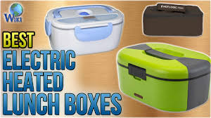 Top 7 Electric Heated Lunch Boxes Of 2019 | Video Review