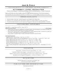 Resume Samples For Legal Jobs And Example Experienced Attorney Tips