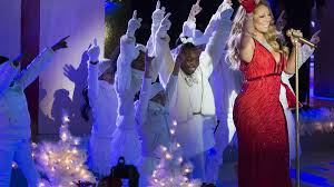 Rockefeller Christmas Tree Lighting Mariah Carey by Lighting Of Christmas Tree 2014 Christmas Lights Decoration