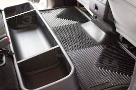 2009-2014 F150 Husky WeatherBeater� Front & Rear Floor Mats (Black ...