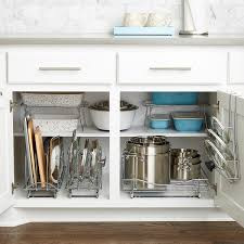Lower Cabinet Organization Starter Kit