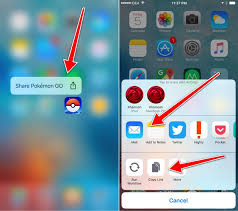 How to share apps directly from iPhone Home screen