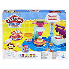 Amazon Play Doh Cake Party Toys & Games