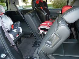 Honda Pilot Touring Captains Chairs by Carseatblog The Most Trusted Source For Car Seat Reviews Ratings