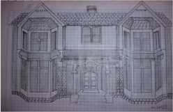 Doll House Coloring Page Resolution 1502 X 1169 64 KB Gif Size