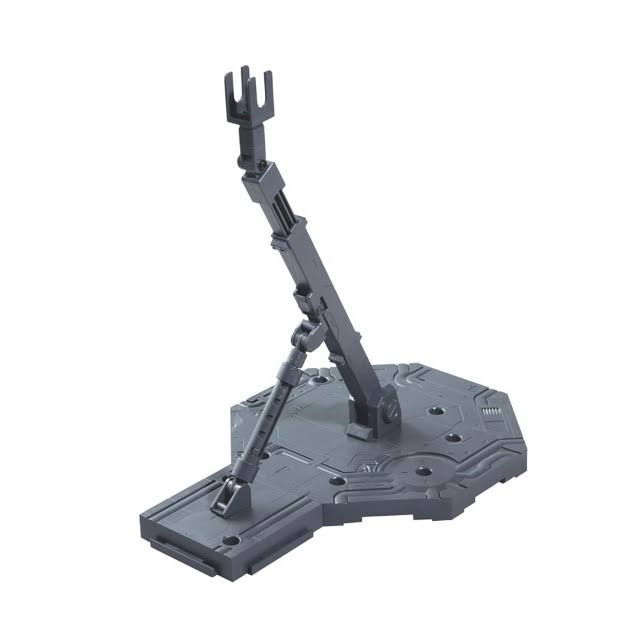 Bandai Hobby Action Base Display Stand - 1/100 Scale, Gray