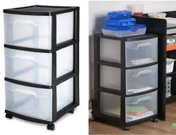 Sterilite 4 Drawer Cabinet Kmart by Lowest Price Sterilite Weave 3 Drawer Unit Passionate Penny Pincher