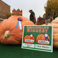Pumpkin Festival Circleville Ohio 2 by Circleville Pumpkin Show 2016 I Am Wickless Pumpkin Show Event