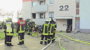 30 01 2020 düsseldorf hassels zimmerbrand in einem