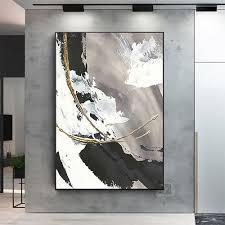 handgemachte ölgemälde auf leinwand malerei abstrakte wand