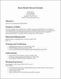 Strong Communication Skills Resume Examples Registered Nurse Rn Sample Unique Writing A