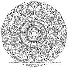 Mandala Coloring Pages Printable Free Best Of Mandalas Adults