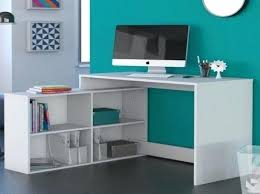 bureau dangle bureau d angle laque blanc bureau design blanc laquac amovible max