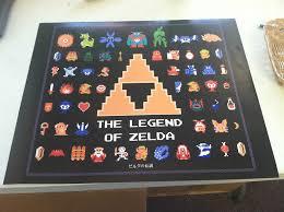 Zelda Triforce Lamp Amazon by Amazon Com The Legend Of Zelda Nes Triforce Poster Vintage