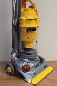 dyson dc14 all floors vacuum cleaner yellow ebay