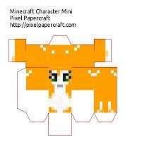 Minecraft Stamp Long Nose Colouring Pages Page