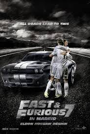 Fast And Furious 7 Fast7 Bale And Ronaldo by DARKEYES2010 on