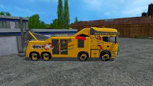 Scania R500 Tow Truck V1.0 For FS 2015 » Download Game Mods | ETS 2 ...
