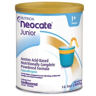 Neocate Junior - Unflavored, 14.1oz