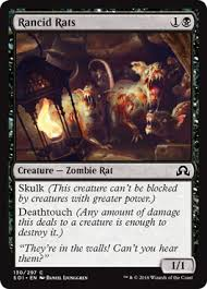 soi rancid rats yay for rats magictcg