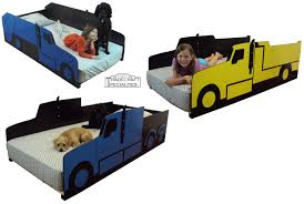 100 Dump Truck Toddler Bed Twin Kids Bed Frame Handcrafted Truck Themed Etsy