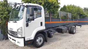 2018 Isuzu F Series 11 Ton Truck Ireland Used Trucks Isuzu