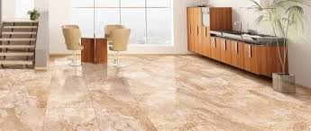 which type of tile is best vitrified tiles or marble flooring