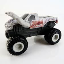 100 Monster Truck Show Columbus Ohio Zombie From The Jam McDonalds Happy Meal Toys