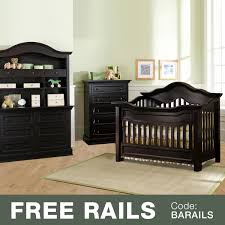 6 Drawer Dresser Tall by Baby Appleseed 4 Piece Nursery Set Millbury 3 In 1 Convertible