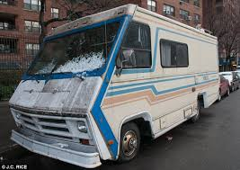 Demanded Area Activist Gretchen Berger Referring To The Rusted RV That Has Been Stationed At Riverside Drive And 74th Street