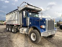100 Peterbilt Tri Axle Dump Trucks For Sale 2009 367 Du Auctions Online Proxibid