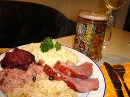 dans ta cuisine la cuisine allemande