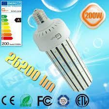 200w led corn cob bulb light mogul base e40 360 degree led l