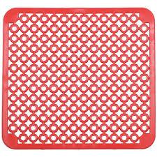 tapis d evier de cuisine tapis cuisine fond d evier 30x30cm achat vente tapis d
