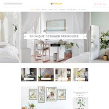 100 Free Interior Design Magazine LT Decor Responsive Wordpress Decorating Themes LTHEME